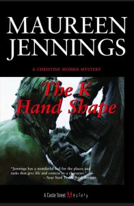 The K Handshape by Maureen Jennings