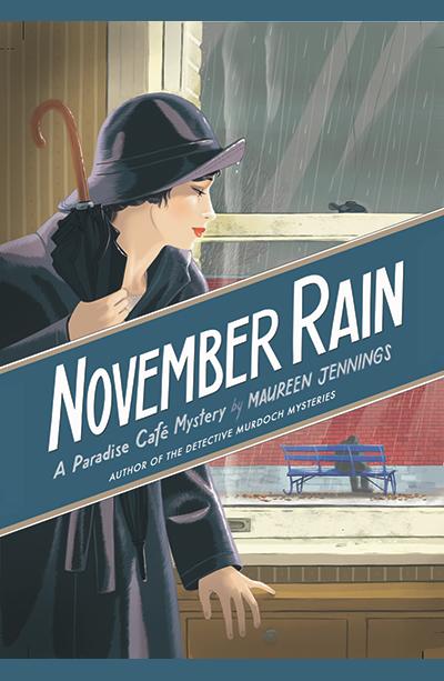 November Rain Cover